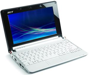 Ноутбук Acer Aspire One A150-Bw (LU.S040B.083)