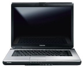Ноутбук Toshiba Satellite L300-17N